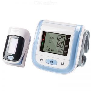 blood pressure and blood oximeter